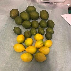 26 faux limes